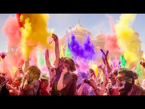 FESTIVAL OF COLORS 2013 | DEVINSUPERTRAMP