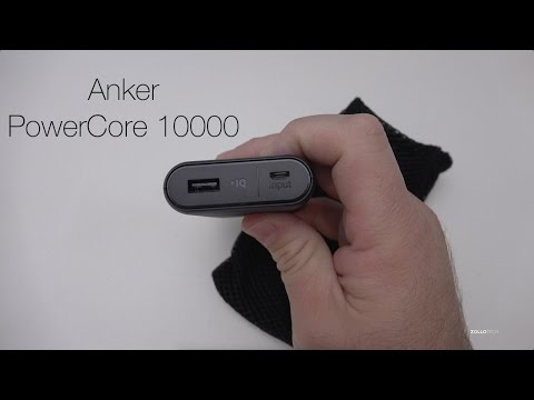 , title : 'Anker PowerCore 10000 Battery Pack for iPhone or Android - Review'