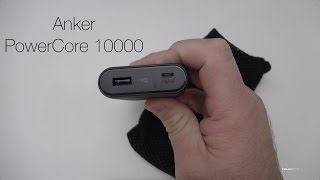 Anker PowerCore 10000 Battery Pack for iPhone or Android - Review