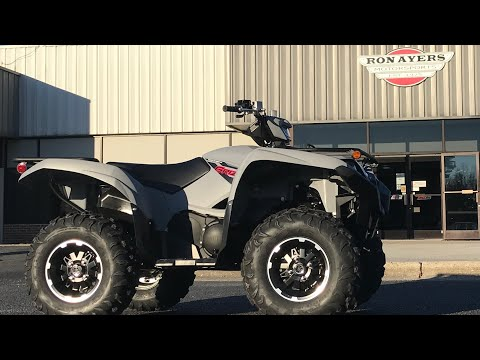 2021 Yamaha Grizzly EPS in Greenville, North Carolina - Video 1