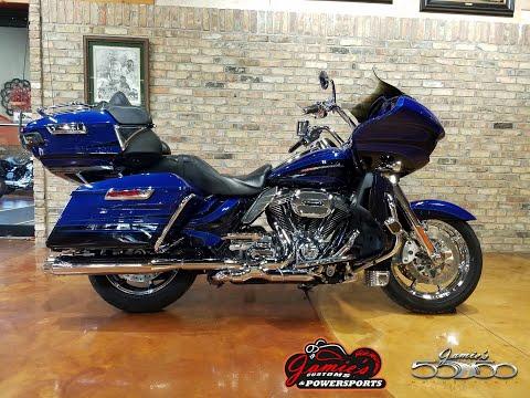 2015 Harley-Davidson CVO™ Road Glide® Ultra in Big Bend, Wisconsin - Video 1