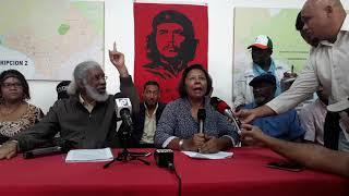 Organizaciones convocan a marcha por rebaja de los combustibles