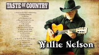 Willie Nelson Greatest Hits (Full Album) - Best Country Music Of Willie Nelson Essential songs
