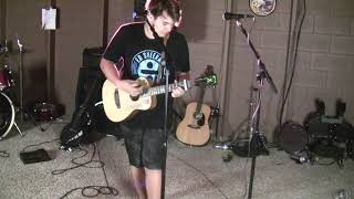 Broderick cover You Need Me, I don't Need You (Ed Sheeran cover)