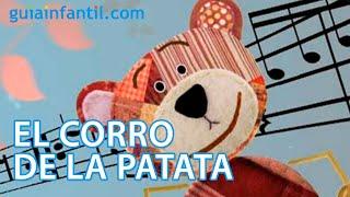 El corro de la patata, canción infantil con el Oso Traposo