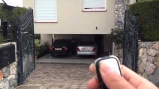 Solar Automatic Gate Opener