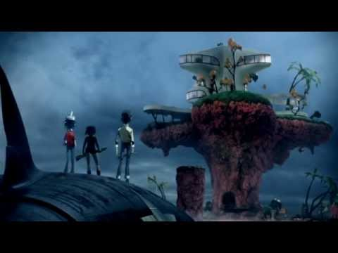 Gorillaz - On Melancholy Hill (Official Video) (видео)