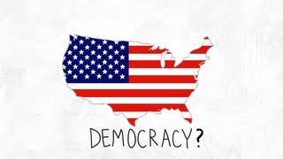 How is the us a democracy