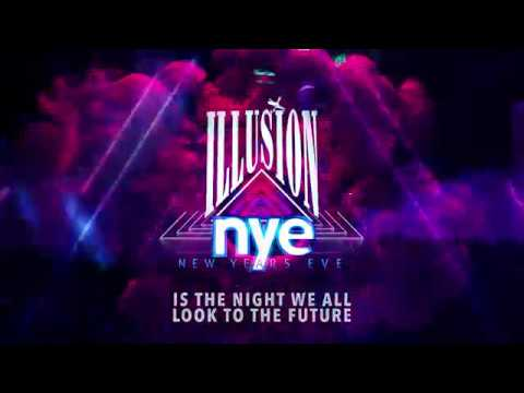 Illusion's NYE at Karrewiel Building