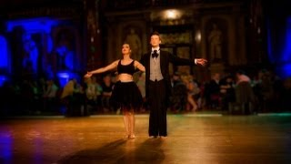 Strictly Ballroom Professional Dance: 'They Will Never Tear Us Apart', a Contemporary Viennese Waltz