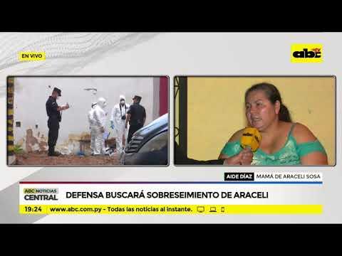 Quíntuple asesinato: Defensa buscará sobreseimiento de Araceli
