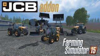Minisatura de vídeo nº 2 de  Farming Simulator 15 - JCB