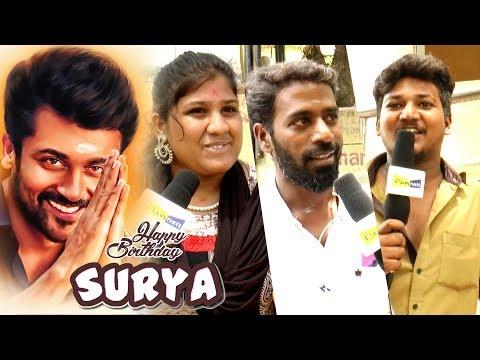Happy Birthday Suriya: Celebs, Fans Flood Twitter With Heartfelt Wishes