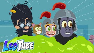 La importancia de Reciclar LeoTube Cartoons