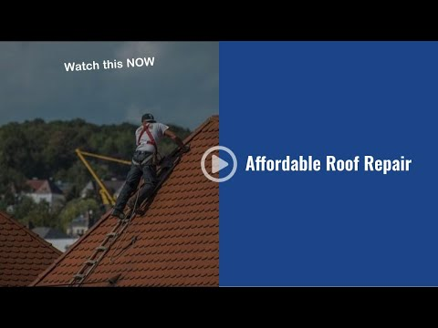 Affordable Roof Repair Victoria BC Canada 2019