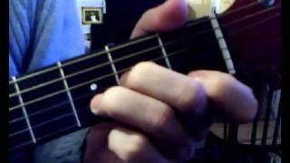 Высоцкий - Райские яблоки (Аккорды на гитаре)