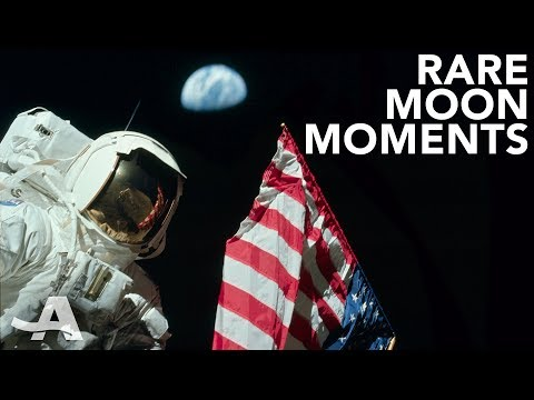 Moments on the Moon You Haven t Seen