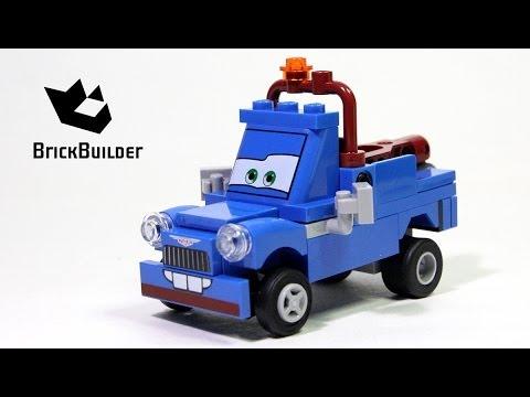 Vidéo LEGO Cars 9479 : Martin Ivan