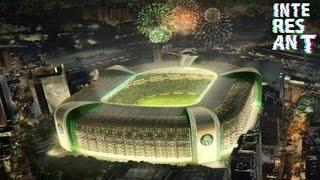 TOP: Estadios Mas Modernos Del Mundo