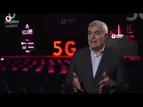 Let's 5G European Forum by Vodafone 5G