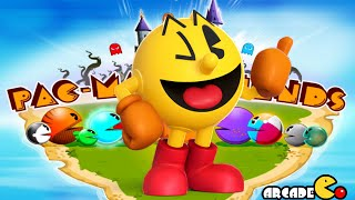 PAC-MAN Friends - iOS / Android -- HD Gameplay Trailer