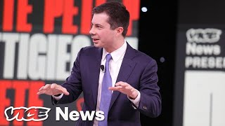 Pete Buttigieg Admits His City Struggled to Retain Black Police Officers On His Watch