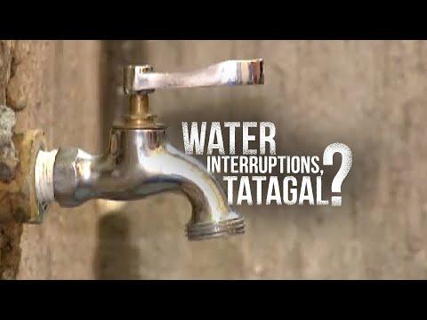 [GMA]  24 Oras: Kakulangan sa supply ng tubig, posibleng magtagal kung hindi tataas ang lebel ng mga dam
