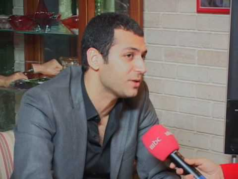 Interview with Murat Yildirim with Nadia Bilbassy of MBC