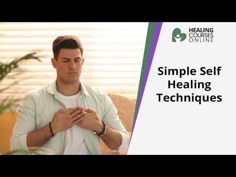 Simple Self Healing - Knee Pain - Bio Energy Healing Training ...