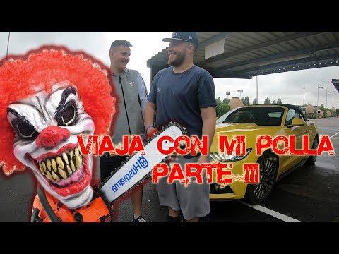RedBull Regional Valencia - Robledo y el Payaso Asesino - Viaje con mi polla 3