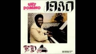 Fats Domino  -  My Old Time Used To Be  -  (Sea-Saint recording)