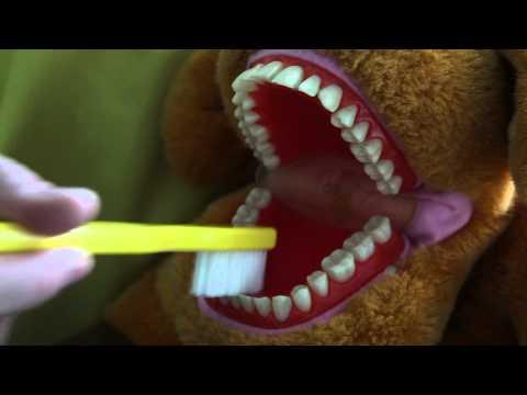 Οδηγίες βουρτσίσματος των δοντιών