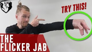 The Flicker Jab EXPLAINED and How to Punch Faster