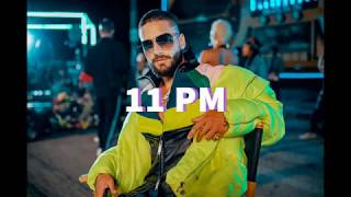 Maluma   11 PM (LyricsLetra)