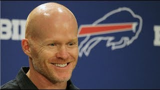 How the Bills are adjusting to new coach Sean McDermott