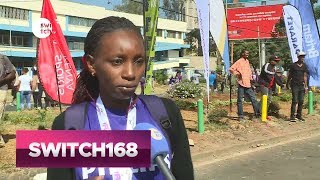 Pregnant women participate in Beyond Zero marathon