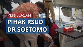 Risma Bersujud di Kaki Dokter, Pihak RSUD dr Soetomo Berikan Penjelasan: Hubungan Kami Mesra