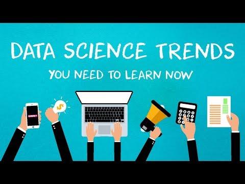 Top 10 Trends In Data Science | Eduonix