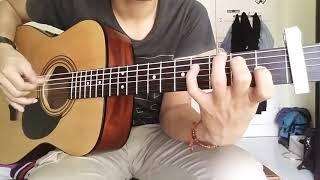 RENDY PANDUGO - BY MY SIDE (OST SUSAH SINYAL) Guitar Chords