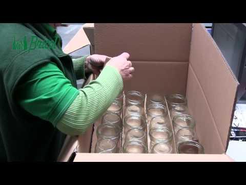 Tajemství balení balíků