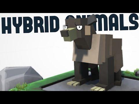 Hybrid Animals Walkthrough by Draegast Game Video Walkthroughs