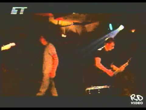 Дельфин - Любовь (Минск, Блиндаж 16.11.2001)