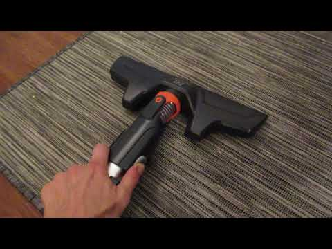 Electrolux Silent Performer Vacuum Overview