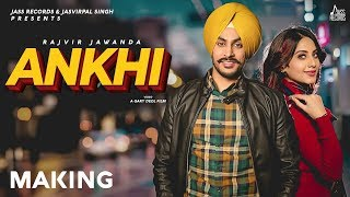 Ankhi | (Making) | Rajvir Jawanda | Desi Crew | New Punjabi Songs 2020 | Jass Records