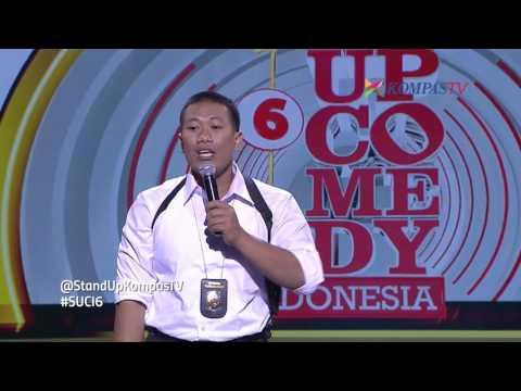 Gamayel: Kerasnya Dunia Polisi (SUCI 6 Show 10)