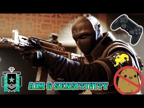 HOW TO FIND YOUR PERFECT SENSITIVITY - Rainbow Six Siege