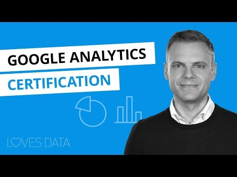 Google Analytics Certification // Steps to Become Certified in Google ...