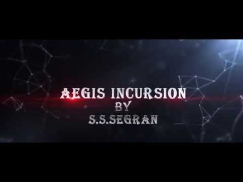 Aegis Incursion Book Trailer