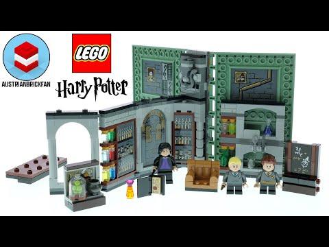 Vidéo LEGO Harry Potter 76383 : Poudlard : le cours de potions