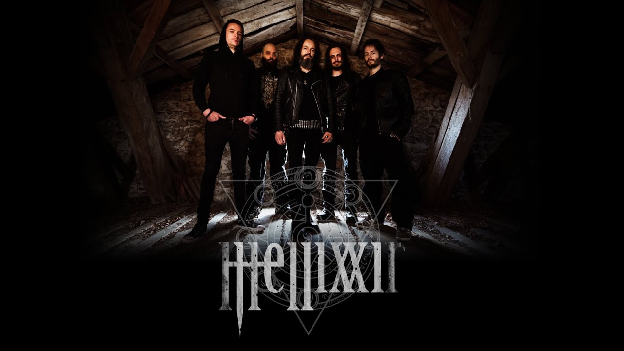 Hellixxir - The Black Fortress (2019)